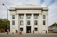 Theaster Gates's Stony Island Arts Bank opens for business