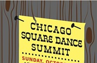 Strap on your dancing shoes for the Chicago Square Dance Summit