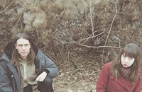 Indie-pop duo Outside World returns home for a couple of shows this weekend