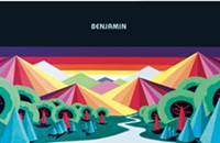 R&B act Benjamin releases his first full-length record next week