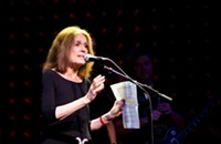 Did you read about Gloria Steinem, Netflix, and Howard Stern?