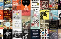 All the books we liked in 2015