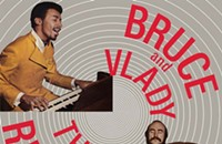 Bruce and Vlady's zoned-out psychedelic soul gets a badly needed reissue