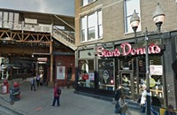 Did you read about Stan's Donuts, Paul LePage, and the Wacker Drive igloo?