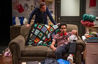 <i>London Wall</i>, <i>Milk Like Sugar</i>, and ten more new theater reviews