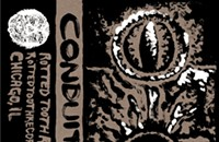 New York City noise-rock unit Conduit release their first demo