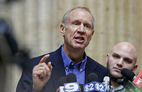 Rauner laments ongoing budget impasse, students anxious about uncertainty at Chicago State University, and other Chicago news