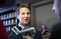 State official warns about racking up billions more in debt without budget, Aaron Schock gets seven-figure gay porn offer, and other Chicago news