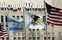 Bruce Dold now publisher as well as editor of the <i>Chicago Tribune</i>