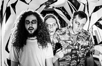 Monday marks Oozing Wound's final show with founding drummer Kyle Reynolds