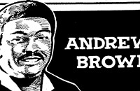 Blues guitarist Andrew Brown died just as his fame began to catch up with his importance
