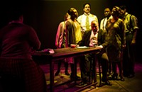The Hypocrites' <i>Adding Machine</i>, Factory's <i>The Last Big Mistake</i>, and eight more stage shows to see now