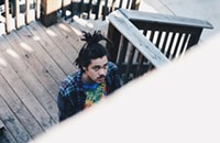Kweku Collins celebrates a great freshman year at Closed Sessions