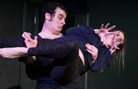 The Comedy Dance Collective bring laughs to the world of ballet