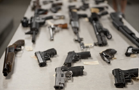Police have taken almost 2,900 illegal guns off the streets this year, and other Chicago news