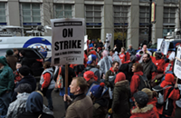 Teachers' union is rethinking a spring strike, and other Chicago news