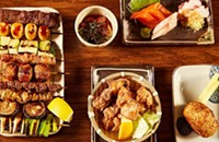 Yakitori Boogytori cements the northwest suburbs' reputation as a hub of Japanese drinking food