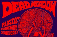 Getting far-out with Dead Meadow on the psyched-out gig poster of the week