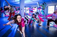 A contemporary dance group takes on the Summer of Love