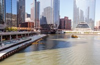 Rahm's Riverwalk is still a work in progress
