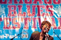 Irma Thomas extends her benevolent reign