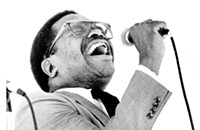 Otis Clay recorded some of the world's most enduring deep soul and gospel