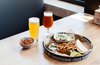 With Cruz Blanca, Empire Bayless adds a taqueria and cervecería