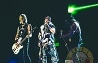 Guns N' Roses satisfies an appetite for reconstruction at Soldier Field