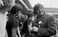 Disco Demolition Night according to its ringmaster, Steve Dahl