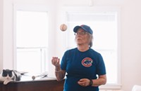 Is this the year the Cubs win it for Judith Sherwin?