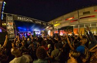 The Silver Room Block Party took Hyde Park by storm this weekend