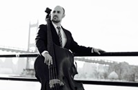 Bassist Peter Brendler gets some help pushing his mainstream postbop off the rails