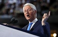 Bill Clinton's DNC speech showed he's still got political game