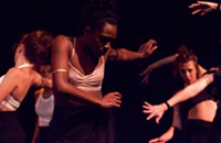 The Going Dutch Festival celebrates female-centric dance, performance, visual art, and more