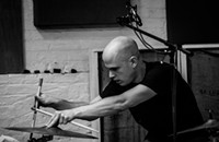 Versatile percussionist Chris Corsano plays a rare solo show Monday