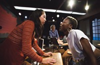 Oracle Theatre's <i>Good Friday</i> gives campus violence a twist