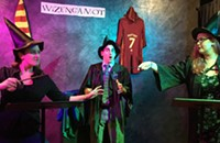 <i>The Wizengamot</i>, <i>Three Hotels</i>, and seven more new theater reviews