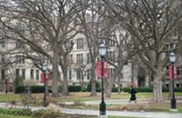 University of Chicago named the country's third-best school, and other news