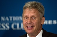 LOL! <i>Chicago Tribune</i> tells its readers to vote for Gary Johnson