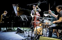 Drummer Jim Black finds melody in chaos with his piano trio