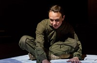 <i>Grounded</i>, <i>Dogs of Rwanda</i>, and a dozen more new theater reviews