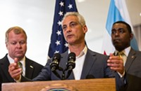 Rahm promises that Chicago will remain a 'sanctuary city' for undocumented immigrants, and other news