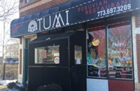 A Logan Square Peruvian restaurant rises from the dead under another name
