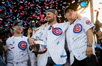 The World Series-winning Cubs will be the last team Obama hosts in the White House, and other Chicago news