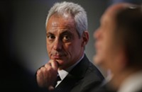 Report: Rahm has spoken with Trump chief of staff about help fighting violence, and other Chicago news