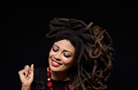 Valerie June settles into an inviting blend of blues, gospel, soul, and even Saharan guitar music on <i>The Order of Time </i>