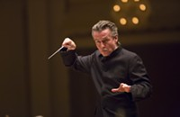 Esa-Pekka Salonen leads the Chicago Symphony Orchestra through John Adams's dramatic <i>Scheherazade.2</i>