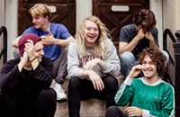 The Orwells are a rock band happily toeing the blurry line between proper and disorderly