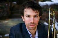 New York trombonist Ryan Keberle explores his affinity for the folkloric music of South America