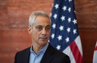 Rahm has been making a comeback as a 'national political operator' since Trump's election, and other Chicago news